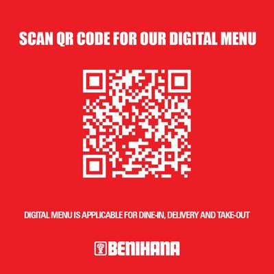Benihana QR Code